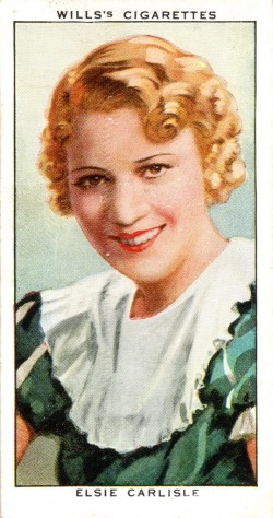 Wills's Cigarettes Radio Celebrities, 2nd Series #44 (1934)
