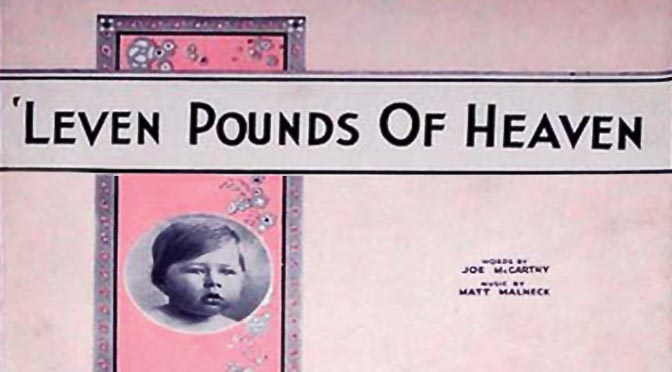 """'Leven Pounds of Heaven"" (1932)"