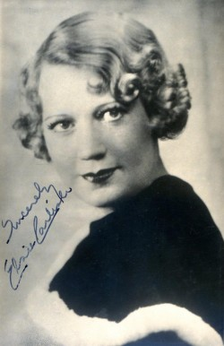 Elsie Carlisle (early 1930s)
