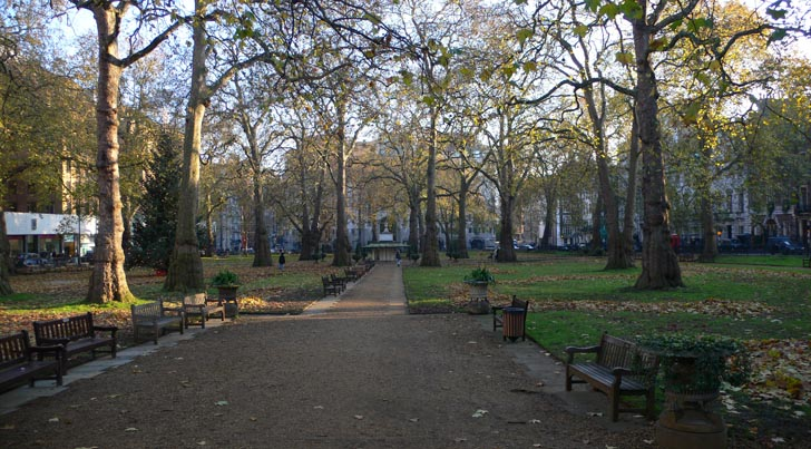 """A Nightingale Sang in Berkeley Square"""